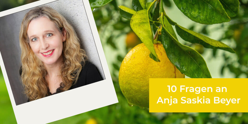 Interview mit Anja Saskia Beyer