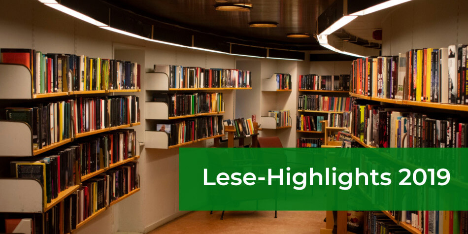 Lese-Highlights 2019